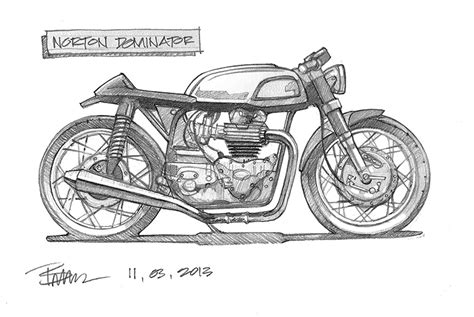 8 Step Café Racer Building Plan