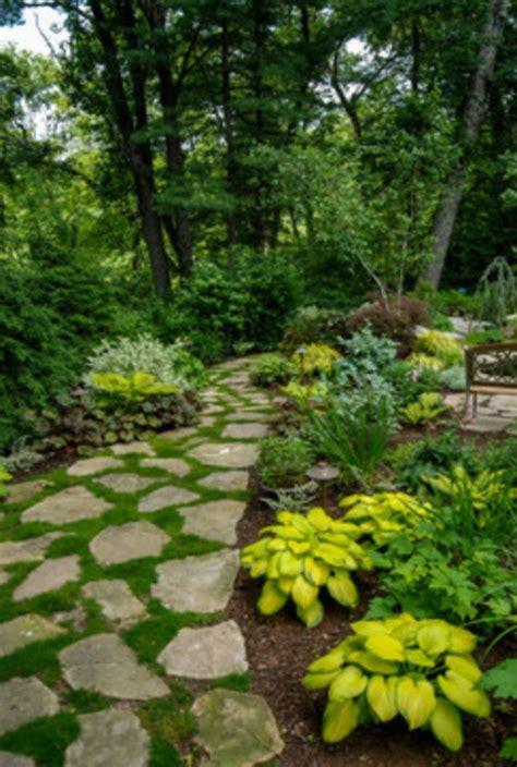 Beautiful Shade Garden Design Ideas 03 - Home and ...