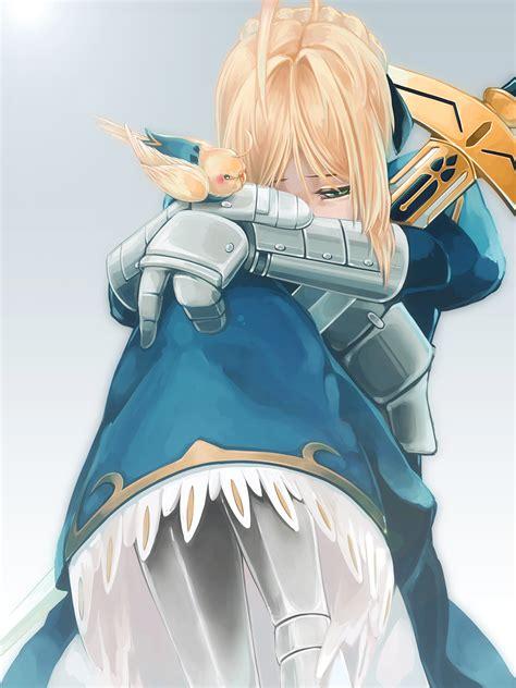 saber fatestay night zerochan anime image board