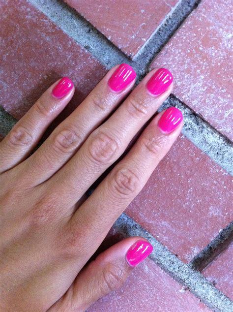 pin  pretty  pampered  nails opi gel nails