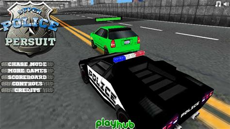 Police Pursuit 3d Hacked (cheats)