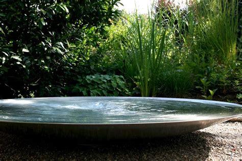 Garten Mit Quelle Kaufen quelle in der gartenmitte wasserschale aus edelstahl