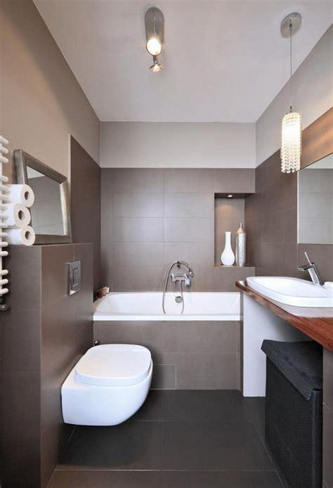 Kleines Bad Modern Einrichten b 228 der einrichten beispiele