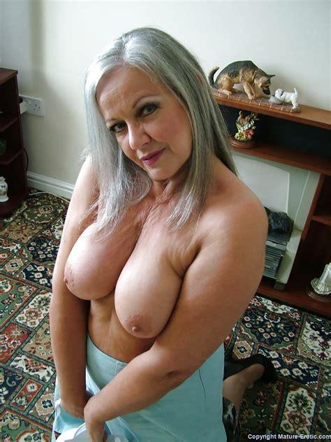 attractive busty granny april 16 pics