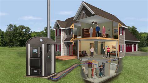 central boiler outdoor wood furnace works central