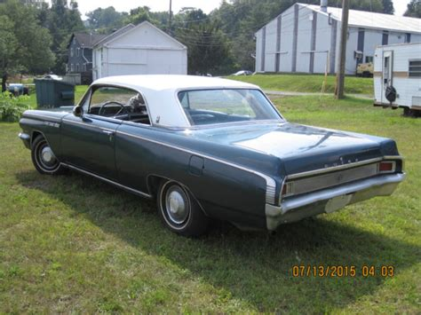 Buick 215 V8 For Sale by 1963 Buick Skylark 215 V8 Survivor Barn Find 95k For Sale