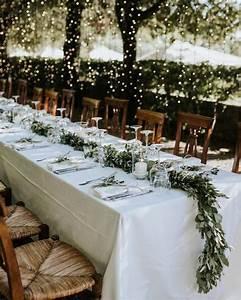 Table Mariage Champetre : d corations de table pour mariage champ tre bloom events ~ Melissatoandfro.com Idées de Décoration
