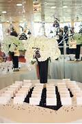 Table Decorations Black And White Theme Adore This Decor Piece With Silver Branches And Black And White