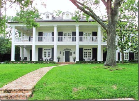 plantation style house plans plantation style
