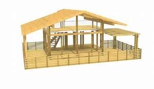 Maison En Bois En Kit Tarif : maison bois en kit maison en bois sud ~ Premium-room.com Idées de Décoration