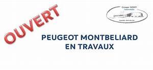 Garage Peugeot Montbeliard : nedey montbeliard votre point de vente peugeot ~ Gottalentnigeria.com Avis de Voitures