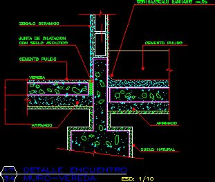 detail tiers  pavements dwg detail  autocad