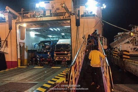 Comment Bien Dormir Sur Un Ferry De Nuit  Voyage Philippines