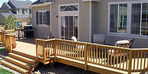 Common Deck Repairs  U0026 When To Call A Pro