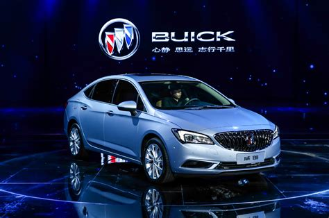 report buick  import chinese built cars