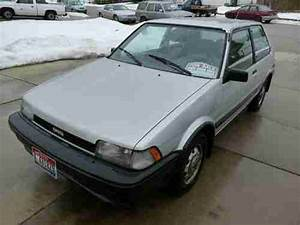 Purchase Used 1987 Toyota Corolla Fx16 Hatchback 2