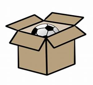 The Ball In Box Clipart - Clipart Suggest