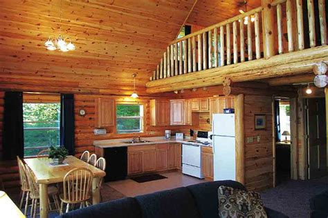 minnesota cabin rentals pehrson lodge bedroom cabin loft