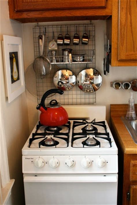 Kitchen Organization Apartment Therapy by Save Space In A Small Kitchen Hinman Construction