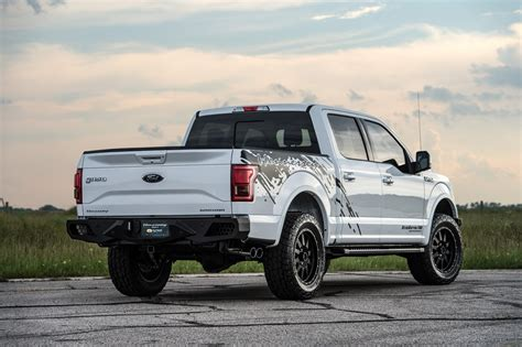 Hennessey's 25th Anniversary Velociraptor 700 Is A F-150