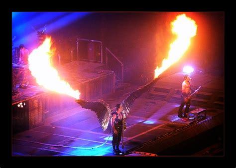 Rammstein Concert Second By Robanat On Deviantart