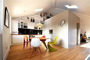 A, Small, Loft, In, Camden, By, Craft, Design