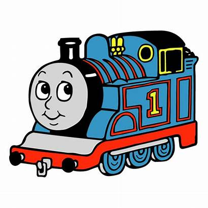 Thomas Tank Train Vector Engine Clipart Clip
