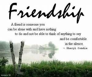 Unique Gathering: Friendship Quotes