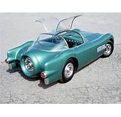 Pontiac Bonneville Special Concept Car 1954