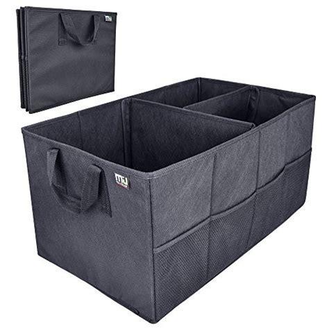 Car Trunk Storage Organizer; MIU COLOR Collapsible Cargo