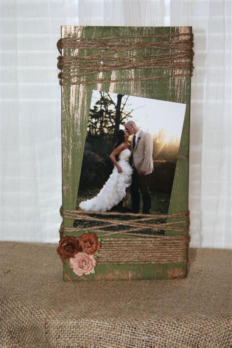 cr 233 er un cadre photo avec du bois recycl 233 voici 18 id 233 es