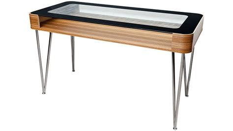 contemporary writing desk 30 cool desks for your home office the trend spotter
