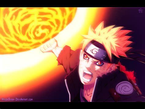 Naruto 673- Senpou Youton Rasen Shuriken By Hyugasosby On