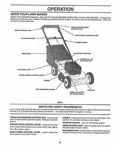 Craftsman 917372870 User Manual Lawn Mower Manuals And