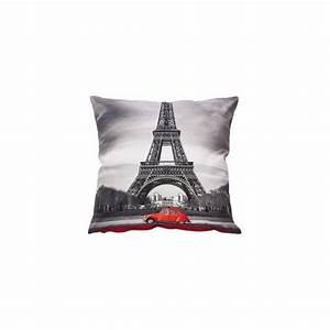 le coussin design decouverte de paris by dedeuche 2cv With tapis de sol avec housse canapé paris
