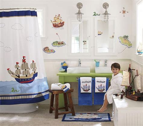 Beautiful and Elegant Sea Themed Bathroom   HomesFeed