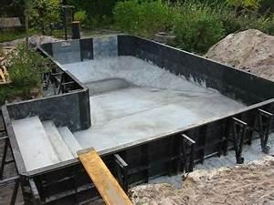 Piscine En Acier : piscine enterr e guide d 39 achat sur les piscines enterr es ~ Melissatoandfro.com Idées de Décoration