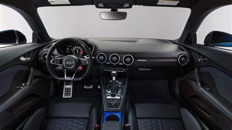 audi tt rs coupe    interior wallpaper hd car