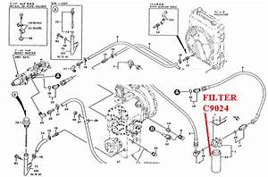 Zzz 4034470040 Filter Trans Transmission Kawasaki