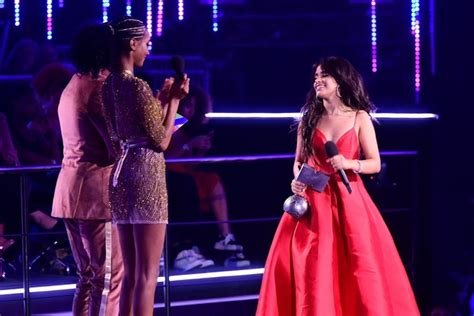 Camila Cabello Grande Gagnante Des Mtv Europe Music Awards