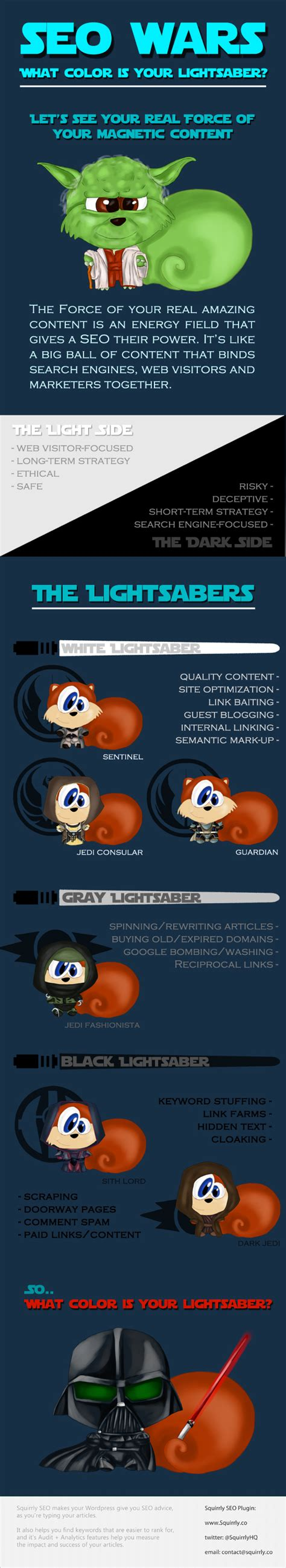 what color is your lightsaber seo wars what color is your lightsaber