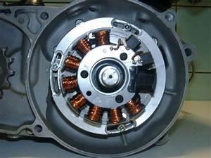 Powerdynamo For Engine Sachs 175 Sm51  175ccm