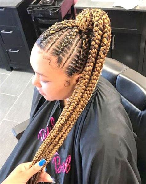 blonde hair youth bringer age stopper styles braided