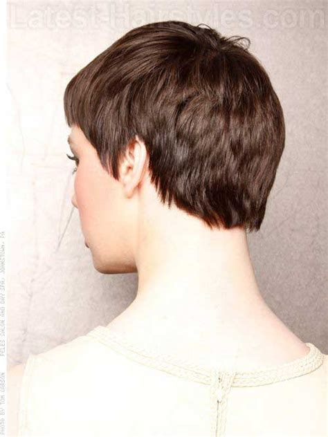 Back Of Pixie Hairstyles by 10 Back Of Pixie Cut Hairstyles 2017 2018 Most