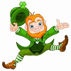 Image result for leprechaun clipart
