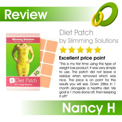 Diet Patches - Slimming Patches | Slimming Solutions