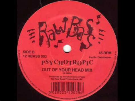 Psychotropic  Only For The Headstrong (out Of Your Head