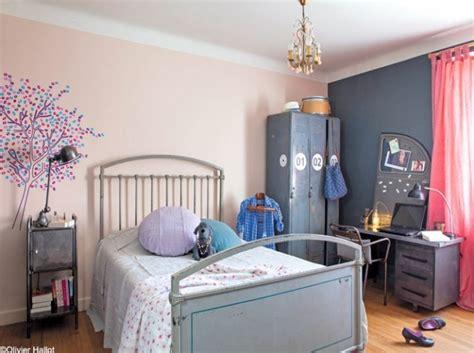 chambre grise et mauve inspiration décoration chambre garçon gris et violet