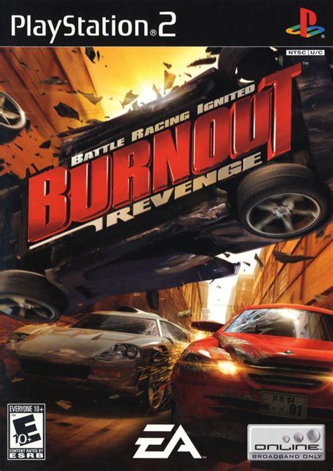 telecharger burnout revenge ps2