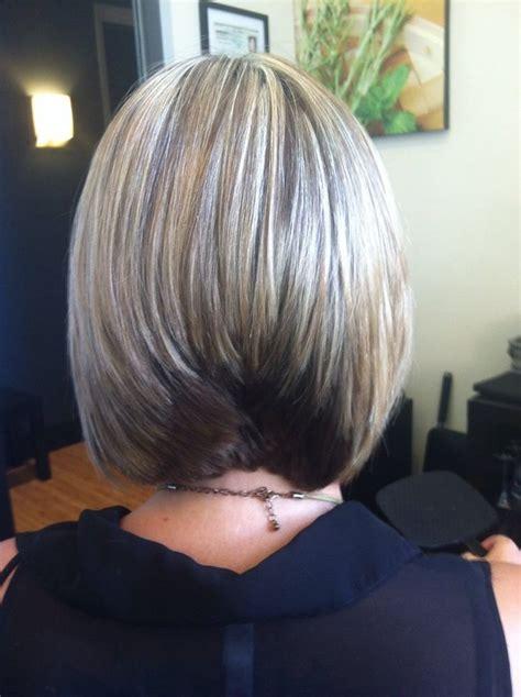 grey hair  highlights  lowlights hair color